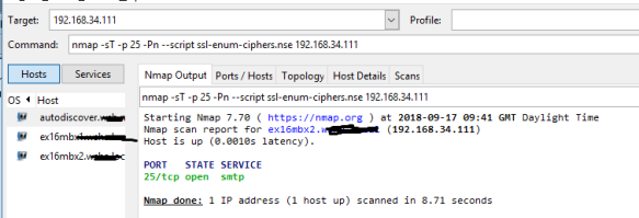 Exchange 2013 / 2016 Enabling TLS 1 2 | Malcolm Plested IT Blogs